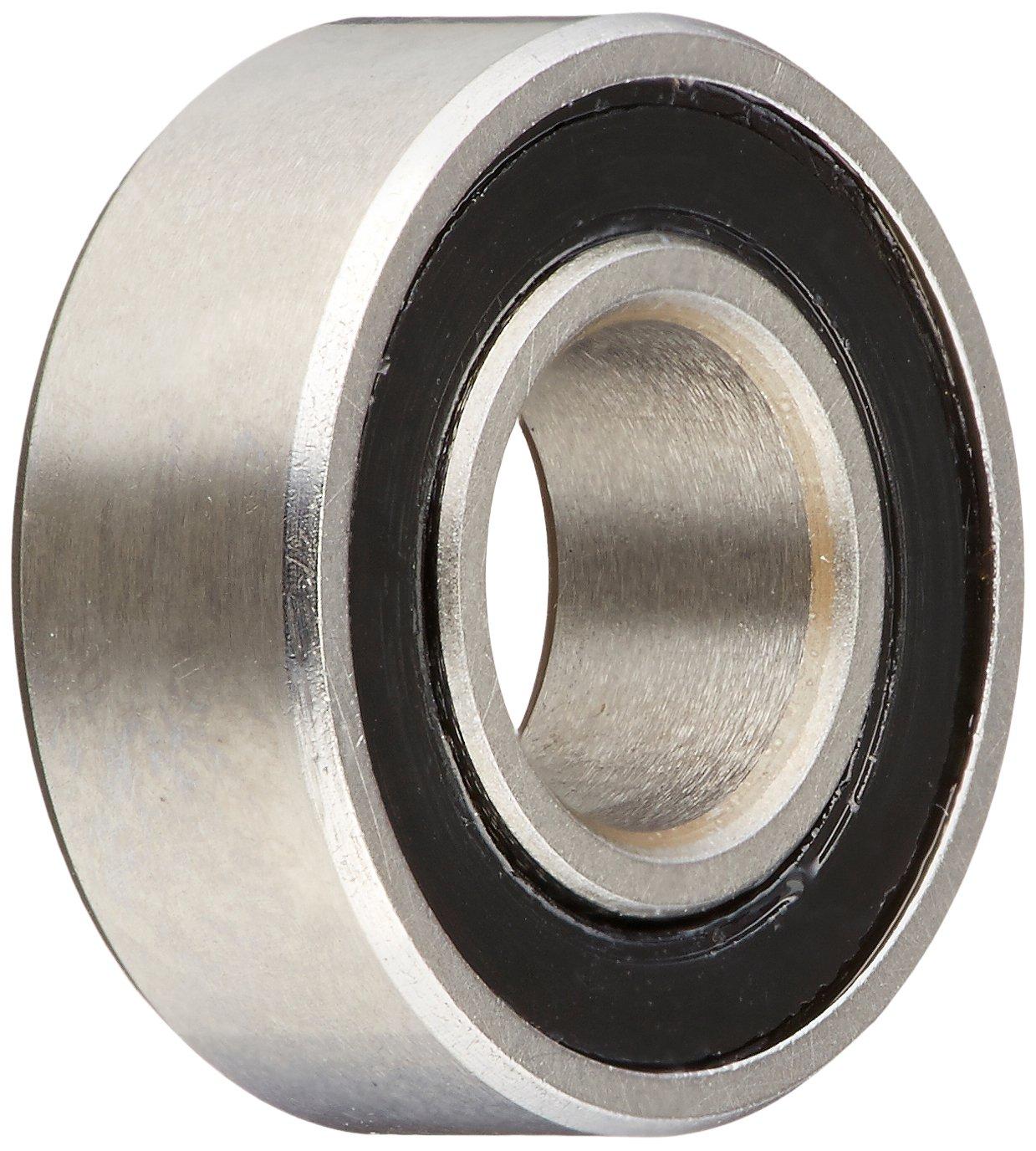 MR115-2RS 5x11x4mm Precision Ball Bearings BC Precision 8MR1152RS Eight 8
