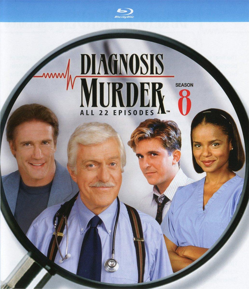 Blu-ray : Diagnosis Murder: The Eighth Season (Boxed Set, 4PC)