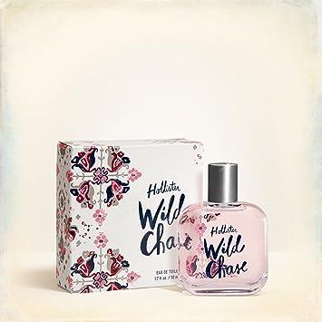 Hollister Wild Chase EDT 1.7 oz Perfume