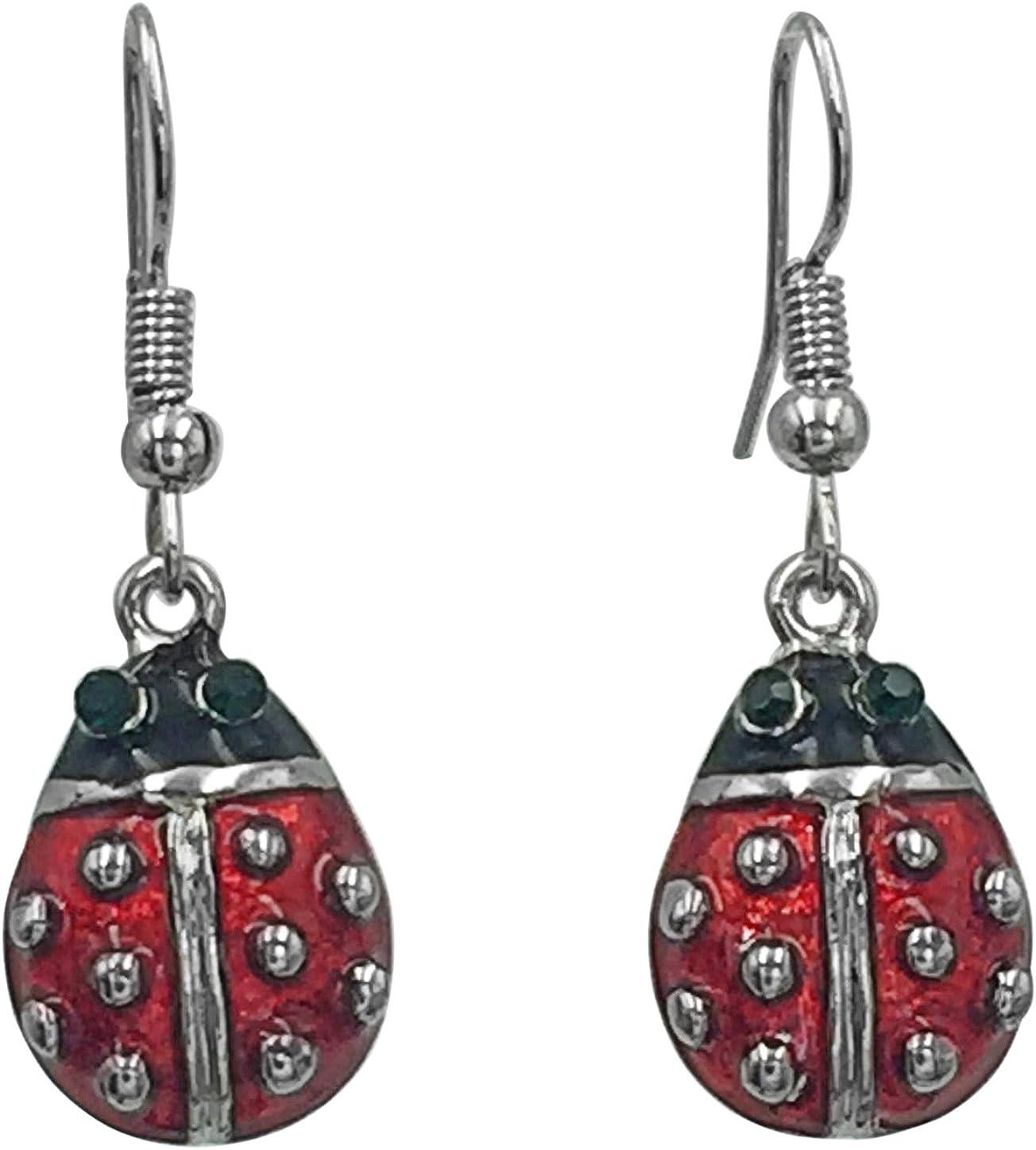 Gypsy Jewels Nature Themed Animal Drop Dangle Earrings