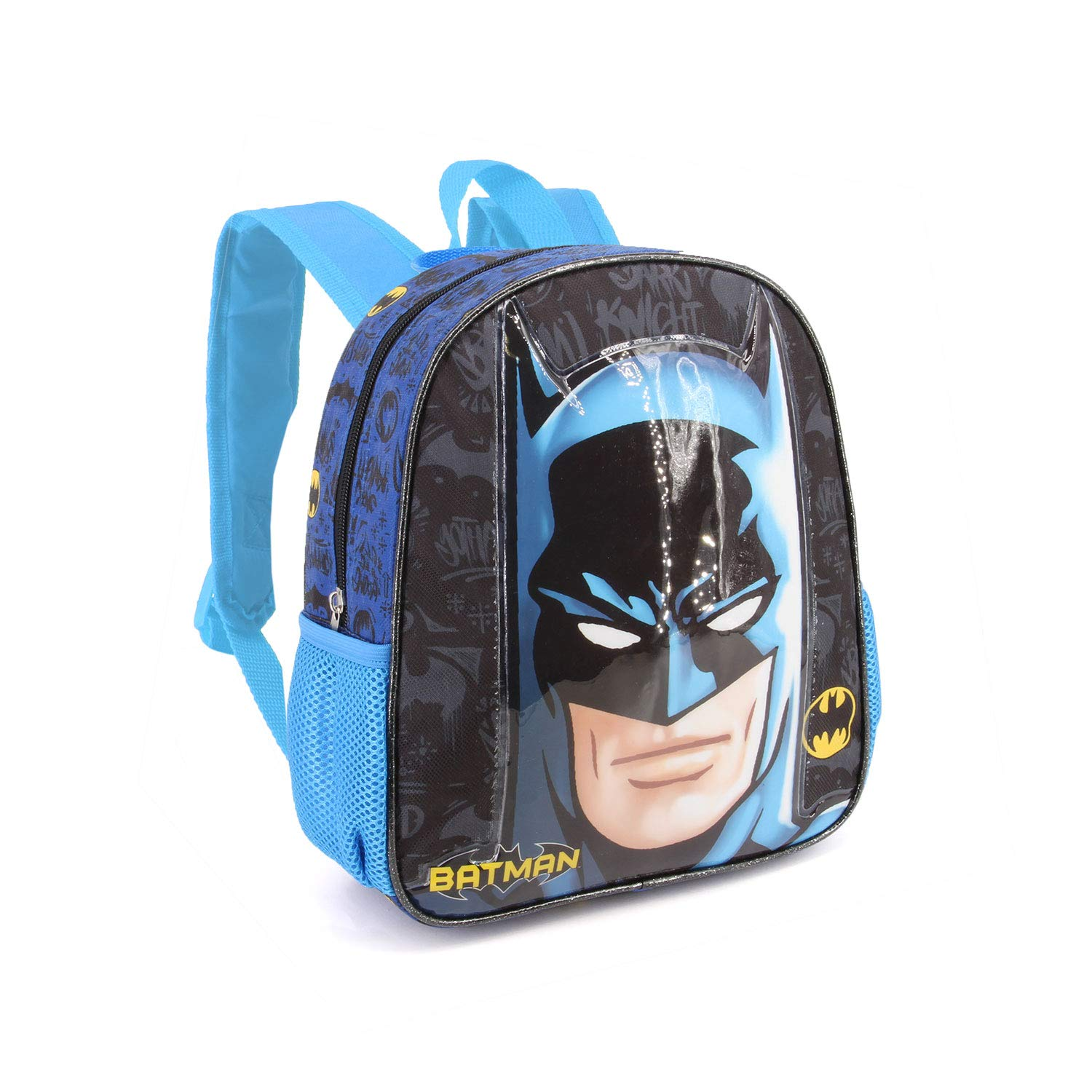 Karactermania Batman Knight-Sac à Dos Basic Mochila Infantil 40 Centimeters 18.2 (Multicolour): Amazon.es: Equipaje