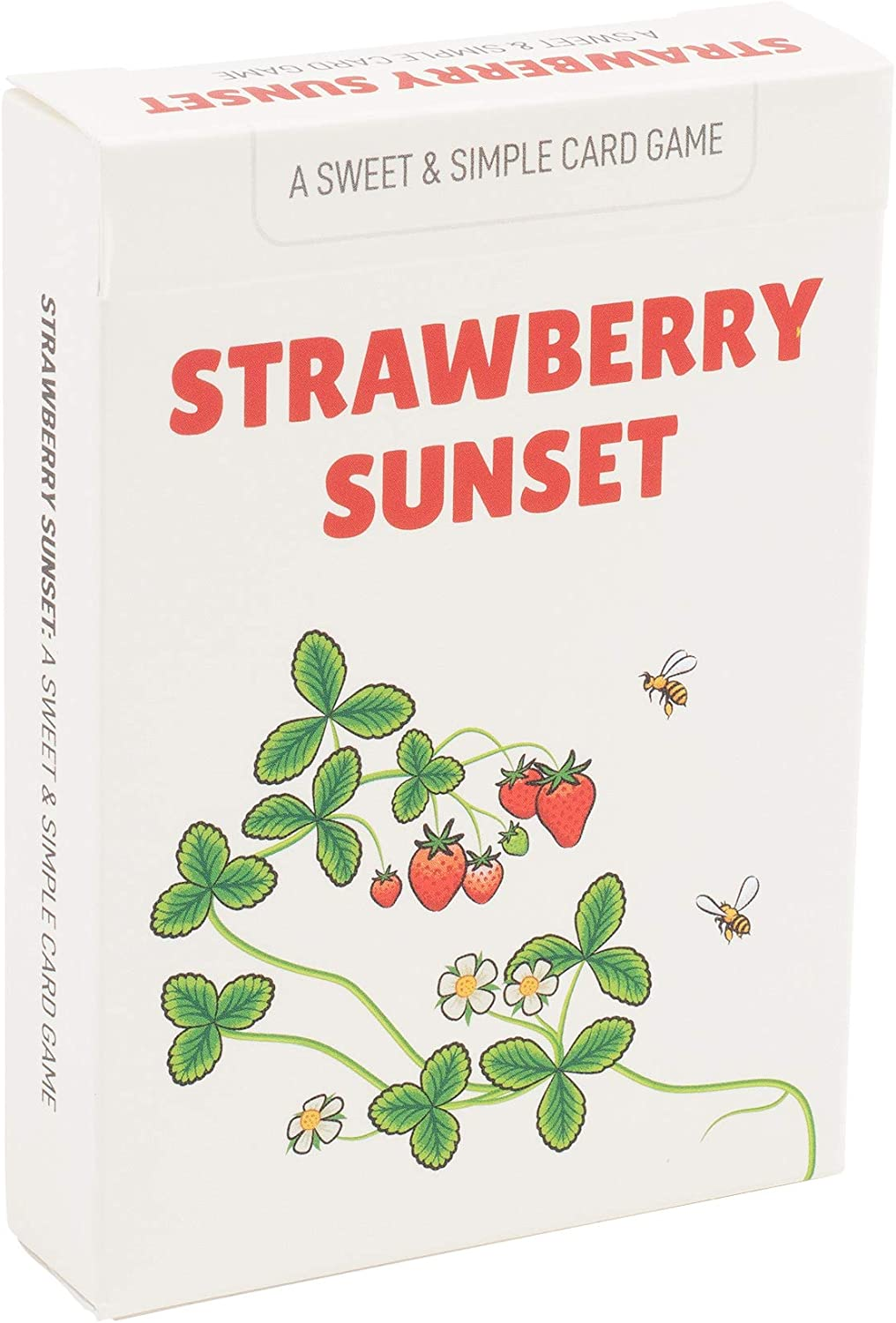 Strawberry Sunset: A Sweet & Simple Card Game