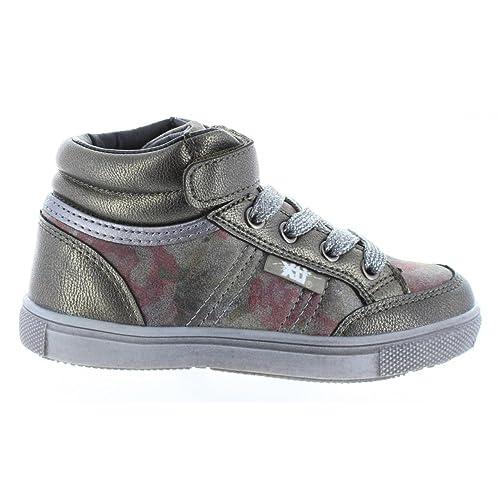 XTI Botines de Niño y Niña 53791 C PLOMO Talla 26: Amazon.es: Zapatos y complementos