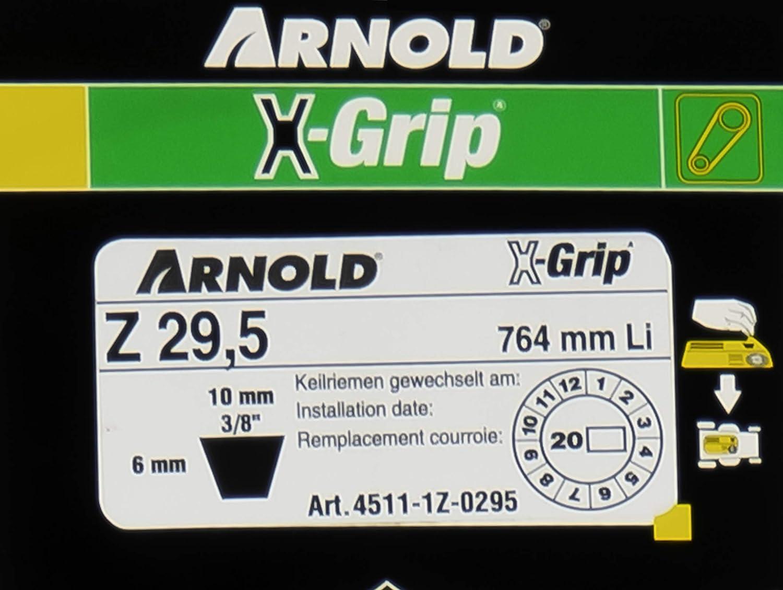 Arnold 4511 - 1Z de 0295 - Correa trapezoidal: Amazon.es ...