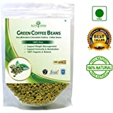 Nutriherbs Green Coffee Beans Decaffeinated & Unroasted Coffee Beans For Weight Management (Pack Of 1 - 200 Gms)