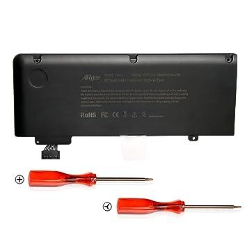 A1322 A1278 Batería de Alto Rendimiento portátil para Apple MacBook Pro 13 MB990LL /