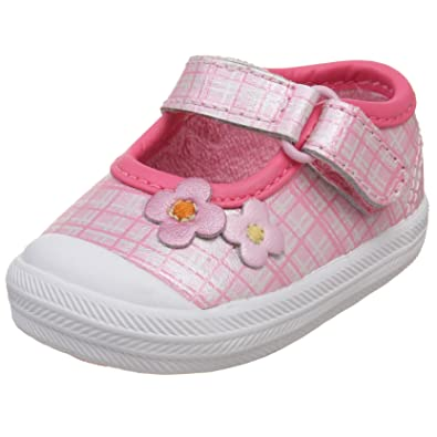 2e16baf4a659 Keds Infant Toddler Champion Toe Cap Mary Jane Sneaker
