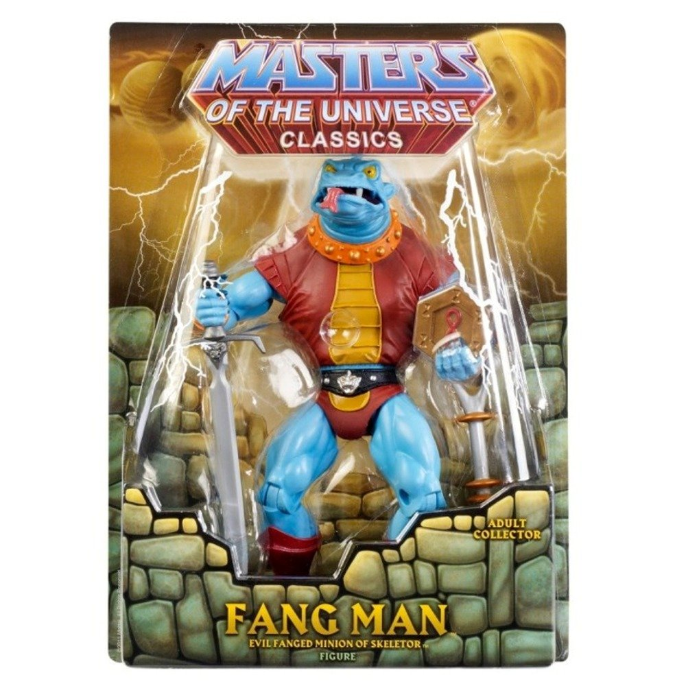 Masters of the Universe Classics Fang Man Club Exclusive