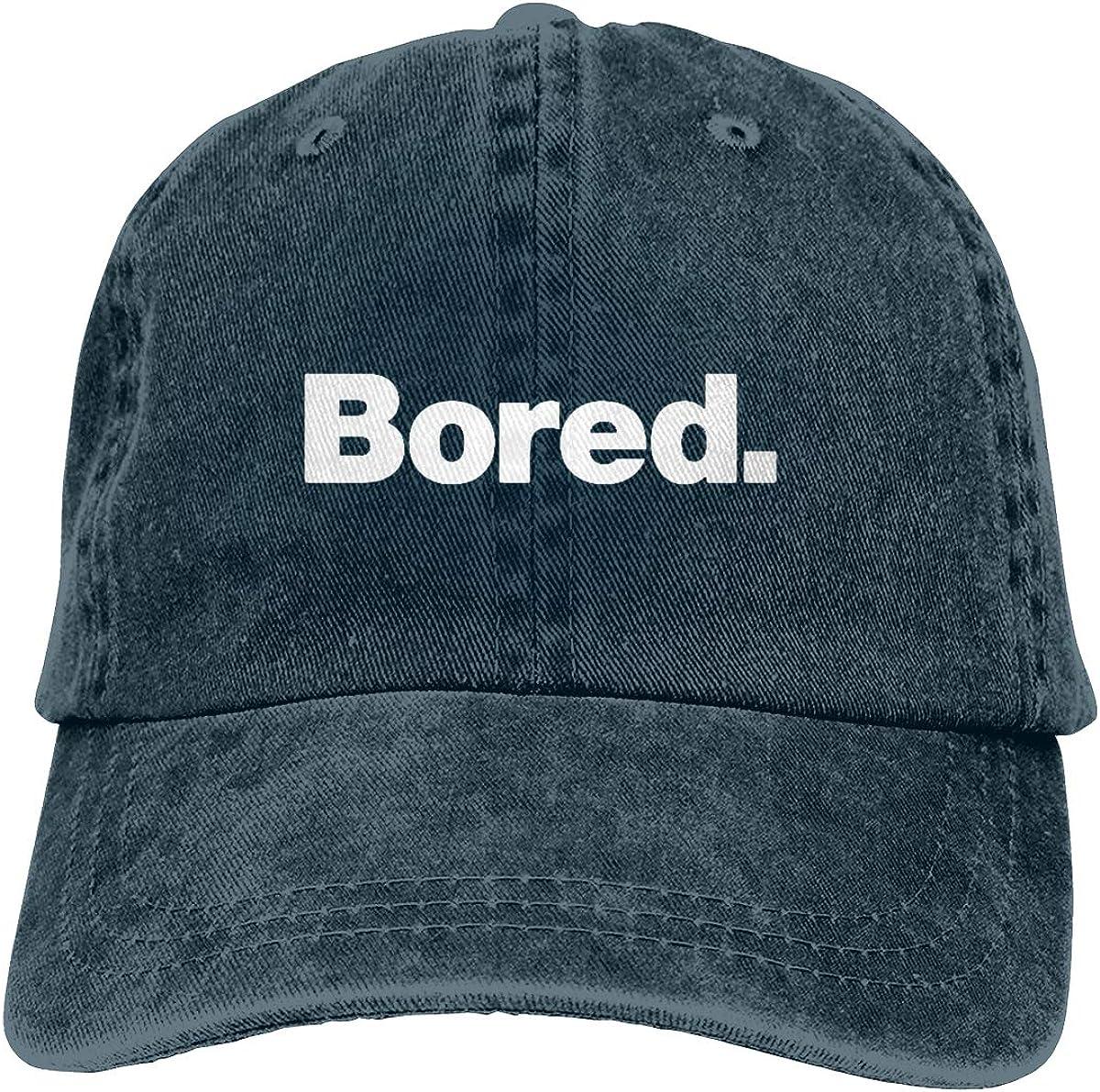 NOT Ran Random Bored Baseball Caps Cowboy Adjustable Unisex