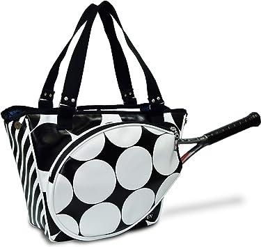 Bolso de Tenis de Moda Idawen. Raquetero diseño Formate Tote ...