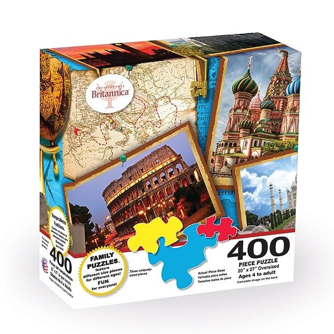 Amazon.com: Encylopaedia Britannica - Majestic Jigsaw Puzzles ...
