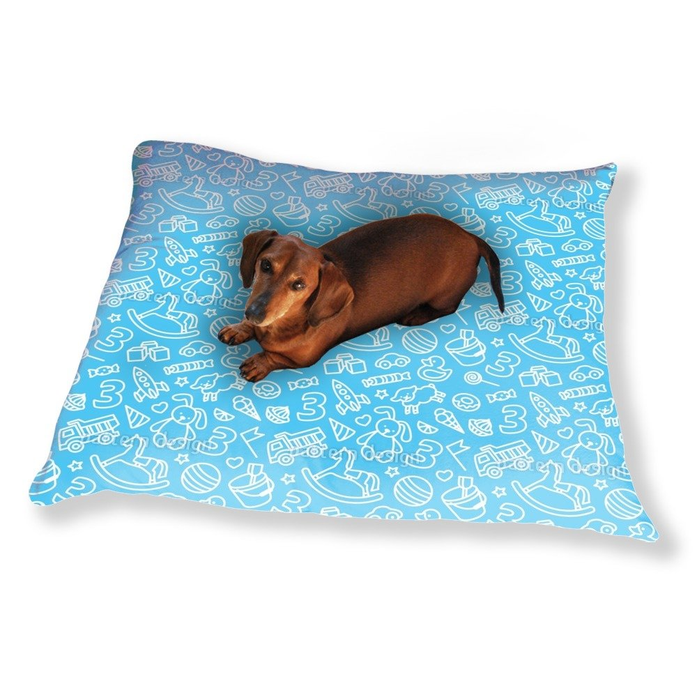 All My Toys Dog Pillow Luxury Dog / Cat Pet Bed