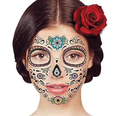 Varios Estilos de tatuajes de la cara - muchos diseños a elegir ...