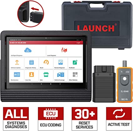 LAUNCH X431 PRO3 V2.0 Scanpad Diagnostic Scanner