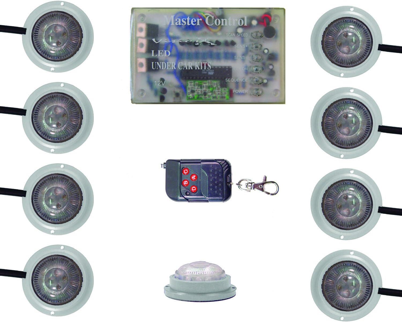 B000ES6MVY Vision X Lighting HIL-STM Multi Color LED Strobe and Rock Light Kit 71EwO1zazqL.SL1500_