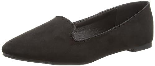 Dorothy Perkins Panda, Mocasines para Mujer, Black (Black 130), 36 EU: Amazon.es: Zapatos y complementos