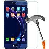 Honor 8 Pellicola, Acelive Pellicola Protettiva ultra resistente in vetro temperato per Huawei Honor 8