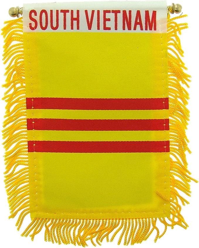 South Carolina MINI BANNER FLAG GREAT FOR CAR /& HOME WINDOW MIRROR 2 SIDE