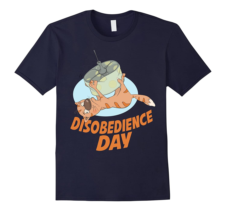 Third July - Disobedience Day T-Shirt-Vaci