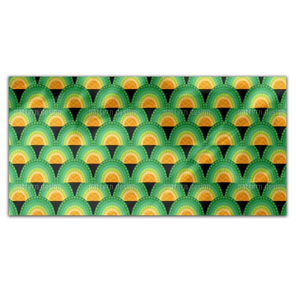 Bingo Bongo Rectangle Tablecloth: Medium by uneekee