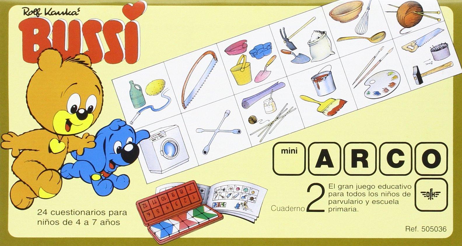 M-ARCO BUSSI 2 5 MINI ARC 5036: Amazon.es: Aa.Vv.: Libros