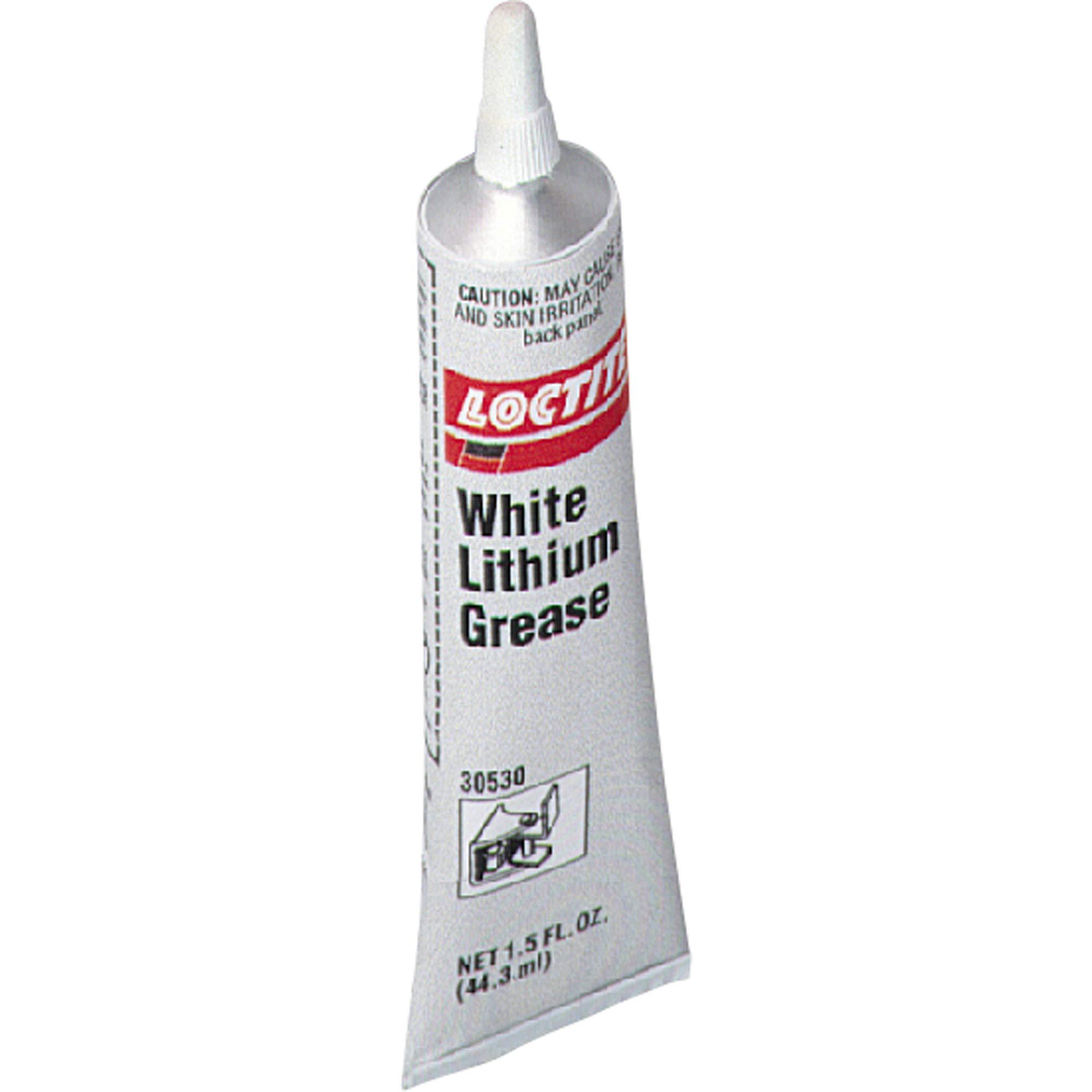 Loctite 30530 1.5-Oz. White Lithium Grease (1 Tube)