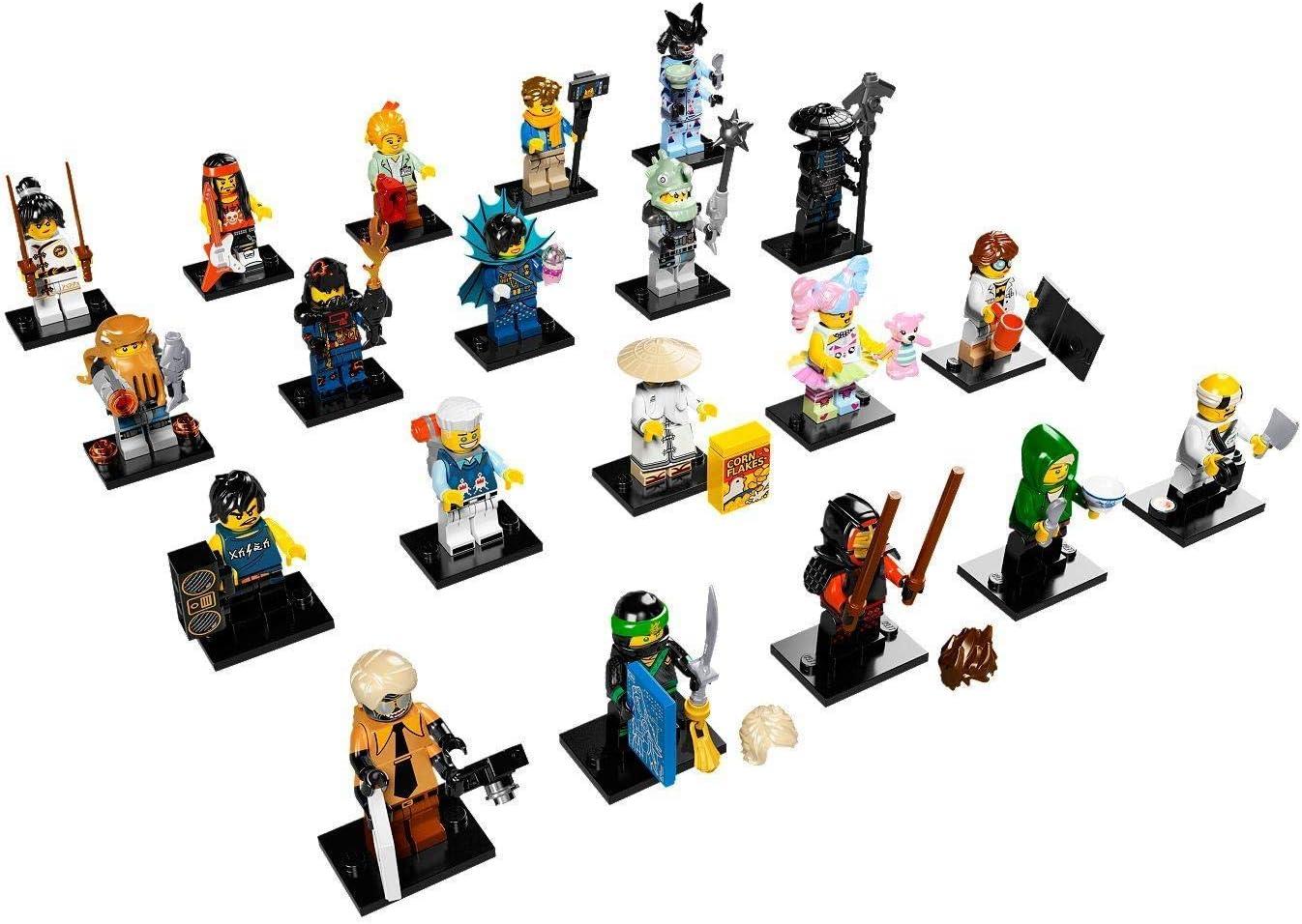 Lego Ninjago Movie Series N-Pop Girl  Minifigure