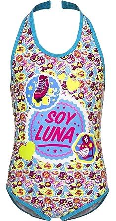 1b57f1eecb70 Soy Luna Soy Luna Badeanzug (116 - ca. 5-6 Jahre) Badeanzüge  Amazon.de   Bekleidung