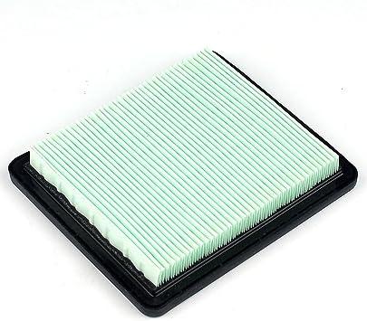 Manyo Filtre /à Air pour Tondeuse /à Gazon Honda 17211-ZL8-023 GCV160//190 Outil de Jardin Abordable Pi/èces Accessoires