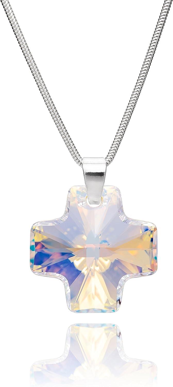 Constellation Cadeau One Box Pisces Pendentif Oyster souhaite collier de perles set-wh3643