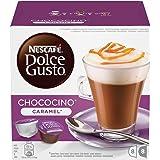 NESCAFÉ DOLCE GUSTO CHOCOCINO CARAMEL Cioccolata al caramello 3 confezioni da 16 capsule (48 capsule)
