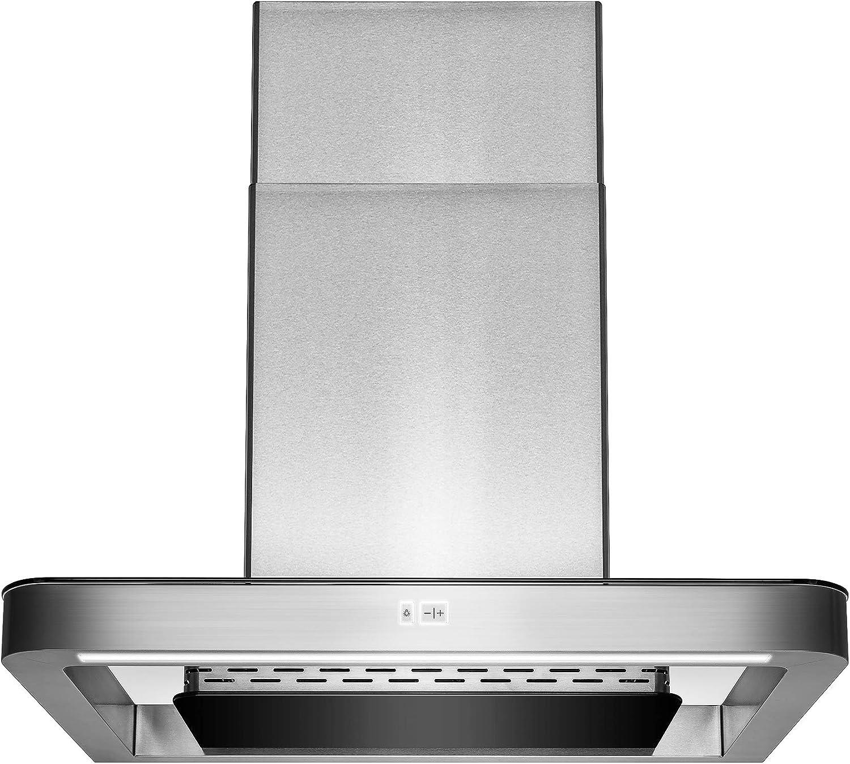 Akdy 30 Wall Mount Stainless Steel Push Panel Kitchen Range Hood Cooking Fan Talkingbread Co Il