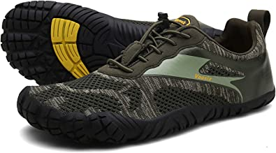 Zapatillas de Trail Running Barefoot Unisex-Adulto Minimalistas Zapatillas de Deporte Exterior Interior: Amazon.es: Zapatos y complementos