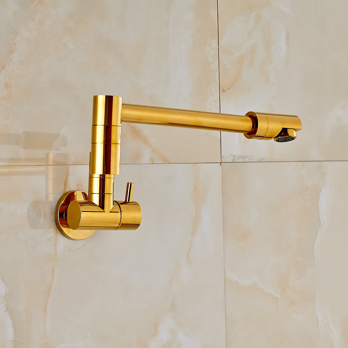 4-Inch Wrist Action Handles 1//4 Turn Eternas 2.2 GPM Aerator T/&S Brass B-0890-QT  4-Inch Centerset Mixing Faucet