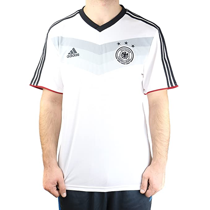 8a1a6f2e7b0 Image Unavailable. Image not available for. Color  Adidas German Home REP  T-Shirt ...