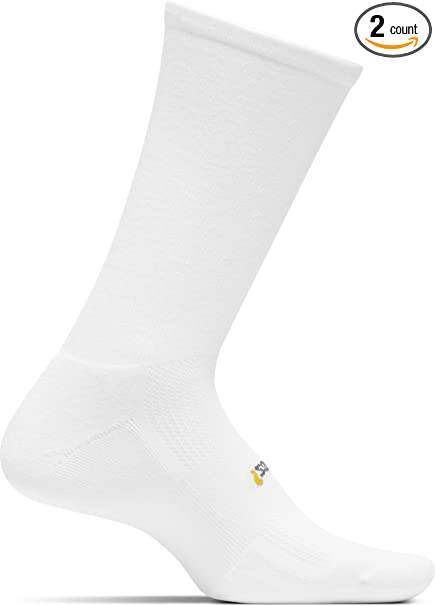 Amazon.com: FEETURES dos pares de HP de luz cojín calcetines ...