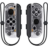 Wireless Controller for Nintendo Switch Left and Right Switch Controller,Switch Controllers Gamepad with Adjustable Turbo Dua