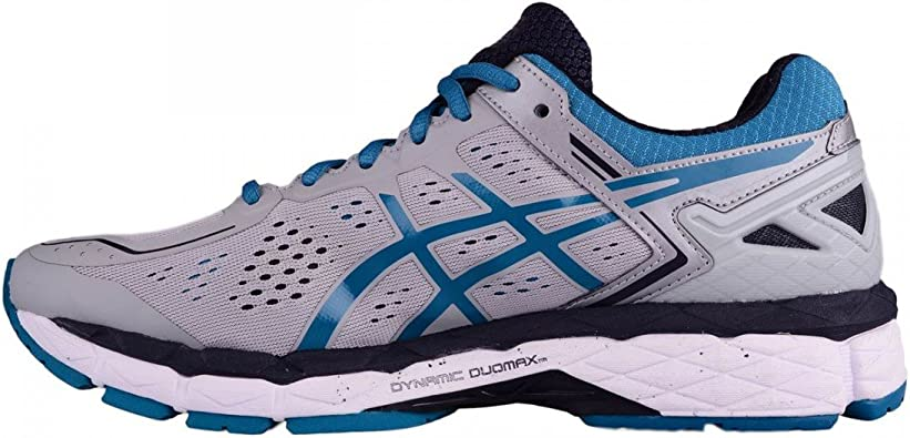 Asics Gel-Kayano 22, Zapatillas de running competición hombre, Azul (azul), 39 EU: Amazon.es: Zapatos y complementos