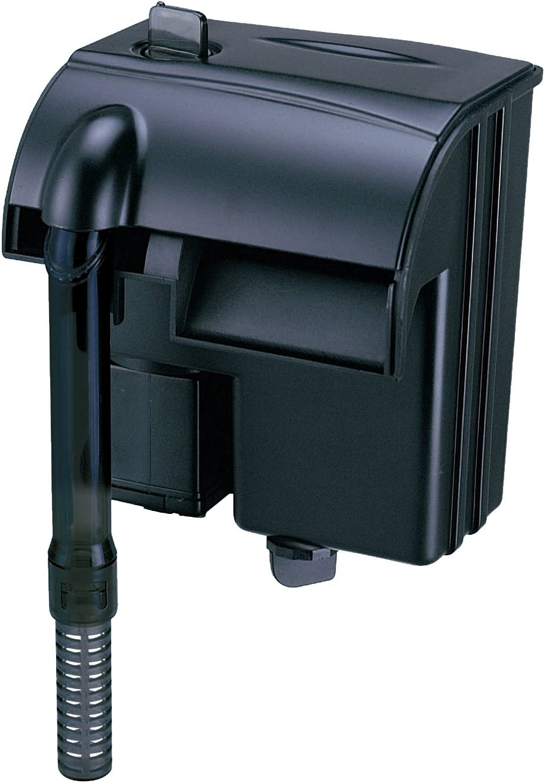BPS (R Filtro Profesional Acuario, Filtro Externo de Mochila para Pecera,Ahorro de Energía.(3.5W,290L/H) BPS-6021