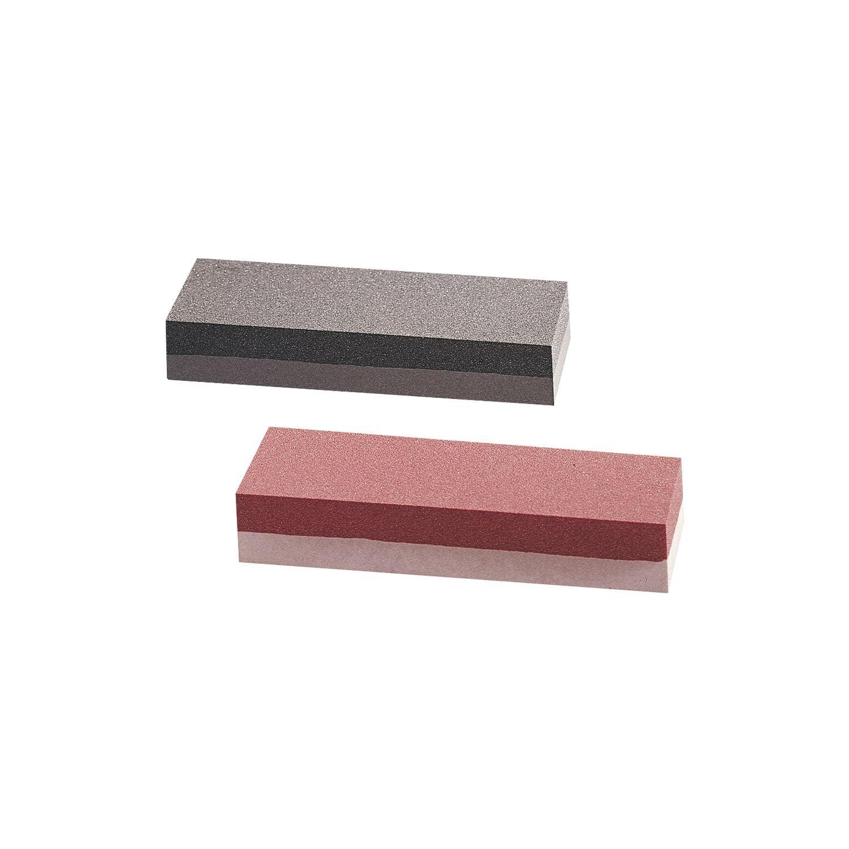 Tyrolit 6316 Kombistein Edelkorund, Korn 150/400 Form 90K, 50 mm x 25 mm x 200 mm 101122092