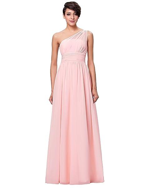 b03dbb48277dc vestido largo Fiesta dama boda talla 34 36 38 40 42 44 46 48 50 (