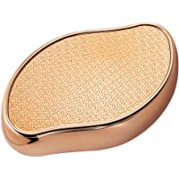 DAYONG New Invention Nano Glass Foot File,Professional Pedicure Tools for Dead Skin Callus Remover (Gold)