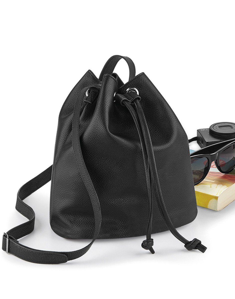 Amazon.com: Quadra nuhide bolsa de cubeta, Negro), QD886: BB ...