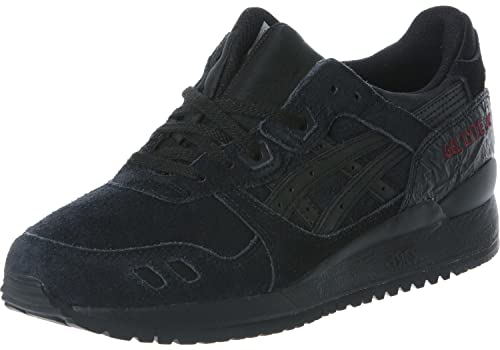 Asics - Asics Gel Lyte III All Black