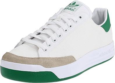 sufrir Departamento discreción  adidas Originals Rod Laver Tenis para hombre, Blanco (blanco, verde  (Running White/Green)), 46 EU: Amazon.es: Zapatos y complementos