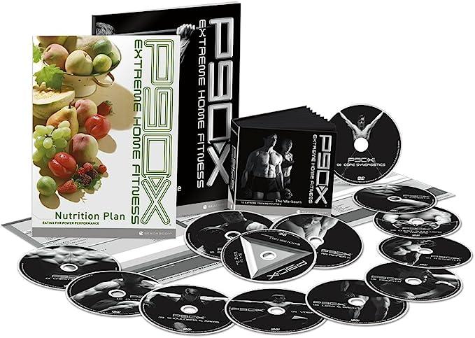 Beachbody P90x Basic - DVD+R, Color Negro: Amazon.es: Deportes y ...
