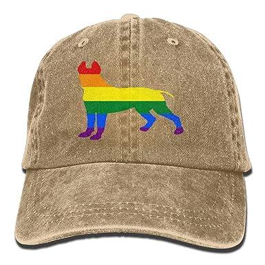 Gorra de béisbol Unisex Sombrero de Tela de Mezclilla Sombrero ...