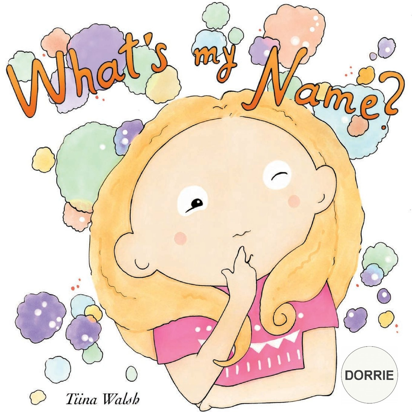 Download What's my name? DORRIE pdf