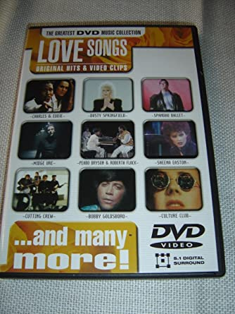 Amazon com: Love Songs / The Greatest DVD Music Collection