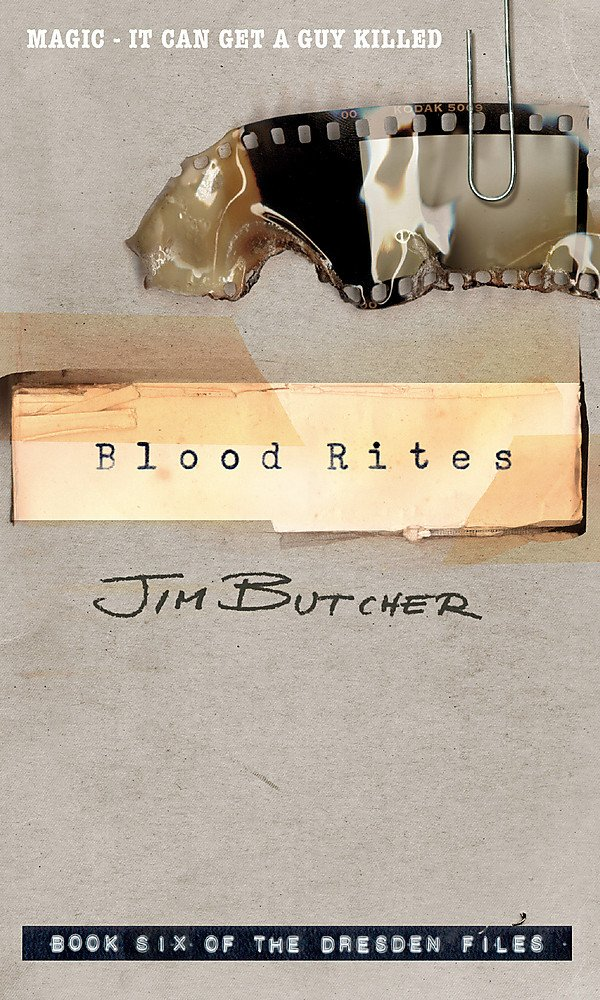 Download Blood Rites pdf